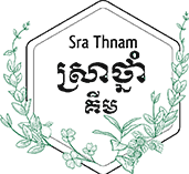Sra Thnam – Holistic Spa and massage Siem Reap Logo